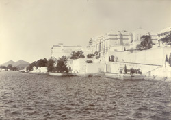 The Palace, Udaipur. From the south 4304712